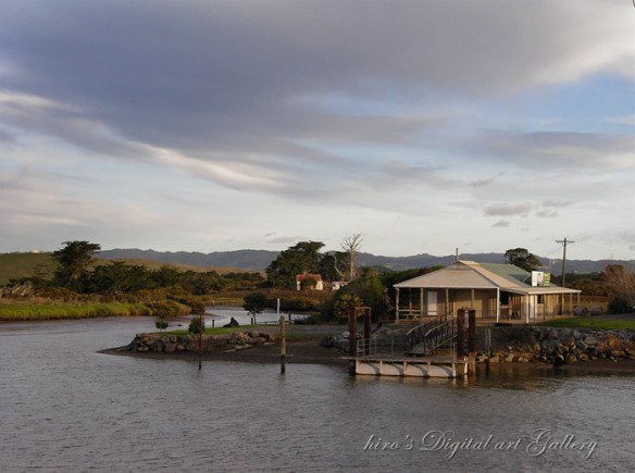 Waipu river _ New Zealand 2
